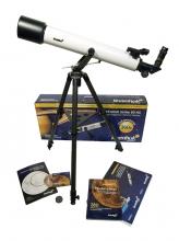 Телескопы Levenhuk Strike NG и PLUS